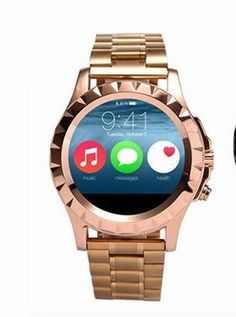 A Smart Watch with Amazing Timeless Features for iOS or Android b5e0938437d