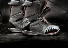NIKE, Inc. - Nike Snowboarding brings back a special edition Zoom DK QS double tongue boot