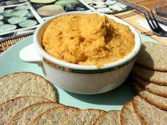 Vegspiration - Blog de inspiración vegana: Hummus de calabaza