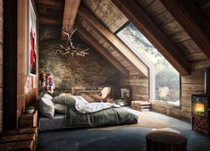 Dachgeschossausbau. :-)