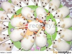Bílé myšky