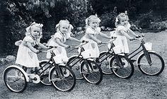 The First Quadruplets in the World The Good Quads of Bristol born 1948