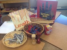 Reggio-Inspired Mathematics Measurement Kit