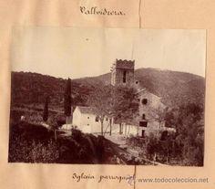 VALLVIDRERA, ESGLESIA. 1870