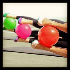 Color color color & #Pilates