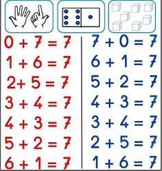 Education English, Early Education, Elementary Education, Math Numbers, Education Quotes For Teachers, Video Games For Kids, Number Sense, Healthy Snacks For Kids, Kindergarten Math