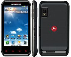Motorola XT760: smartphone Android di fascia media