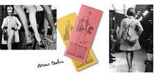 1961: Fashion designer Bonnie Cashin joins Coach as its first Creative Director. #ThrowbackThursday #tbt