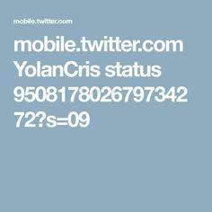 mobile.twitter.com YolanCris status 950817802679734272?s=09