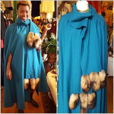 The Attic Vintage Clothing & Atticville.com Like This Page · January 7 ·     Vintage fox tail cape at The Attic in Columbus