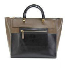 Marni Leather tote bag