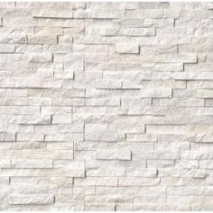 Natural Stone US offers ledger panels as Stacked Stone Ledger Panels, Ledger Stone Panels, Natural stone veneers in San Jose, CA warehouse. Stacked Stone Panels, Stone Wall Panels, Stacked Stones, Exterior Wall Design, Interior And Exterior, Marble Wall, Wall Tiles, White Marble, Honed Marble