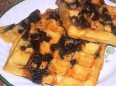 Gluten Free Blueberry Belgium Waffles Recipe   Just A Pinch Recipes