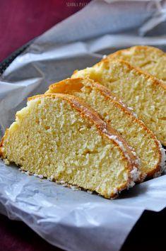 Babka kokosowa Hungarian Cake, Czech Food, Czech Recipes, Polish Recipes, Best Dishes, No Bake Cake, Food To Make, Ethnic, Sweet Treats