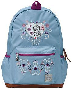 Disney Frozen Backpack from #HannaAndersson.