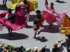 Oaxaca, LA GUELAGUETZA, Significado y mito 1
