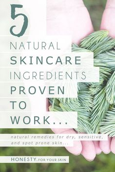 Natural skincare ingredients can be effective & powerful! Here are 5 awesome skin loving natural ingredients that work! Get some of these into your skincare regime and your skin will be all love you... http://wp.me/p6LuQS-o4