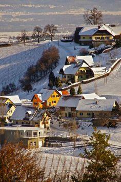 #Sausal #Demmerkogel #Styria in Winter