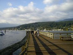 FIsh and chips at Rocky Point, Port Moody!