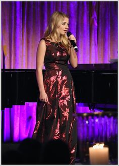 Jackie evancho to Perform in Morristown, New Jersey Jackie Enancho will perform at the Mayo Performing Arts Center on April 2016 Jackie Evancho, America's Got Talent, Performing Arts, Mario, Singer, Formal Dresses, Fashion, Dresses For Formal, Moda
