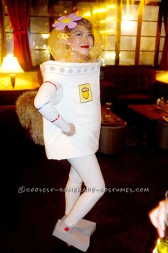 Awesome Homemade Sandy Cheeks Costume… Coolest Halloween Costume Contest