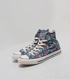a8ab888c001b5a converse all star hi floral Floral Converse