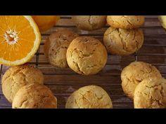 Νηστίσιμα Κουλουράκια Πορτοκαλιού (Χωρίς Μίξερ) - Vegan Orange Cookies - YouTube Cookies, Biscuits, Recipies, Treats, Snacks, Desserts, Youtube, Cakes, Greek Recipes