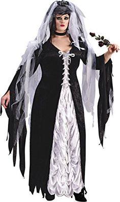 fashion costumes bride of darkness plus size wwwfashionbugus plussize 1x 2x - Cheap Plus Size Halloween Costumes 4x