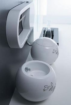 g full toilet and bidet combination by hatria. Black Bedroom Furniture Sets. Home Design Ideas