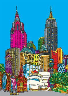 good colors. NY