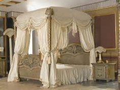 vintage canopy beds for adults - Bing images