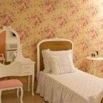 Várias ideias para a decoração dos quartos de meninas ainda crianças, com ideias delicadas e femininas para mocinhas que ainda não são adolescentes.