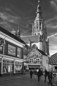 Breda - The grand cathedral Photography Contests, Digital Photography, Old World, Notre Dame, Worship, Holland, Cathedral, Castle, Around The Worlds