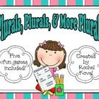 This unit has five games to help your students learn and reinforce their understanding of plural nouns. Which ending to add can be confusing so t. Reading Strategies, Reading Skills, Reading Comprehension, Teaching Language Arts, English Language Arts, Language Activities, Plural Nouns, First Year Teachers, Common Core Reading
