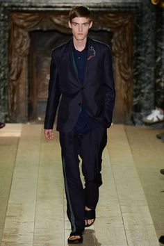 Valentino Spring 2015 Menswear - Collection - Gallery - Style.com