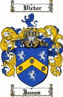 James Coat of Arms / James Family Crest