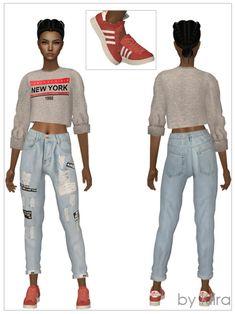 Always Sims: Denim Collection (Bday Blog Gift!)
