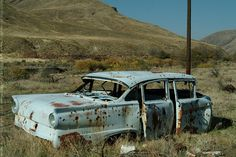 junked cars - Google Search