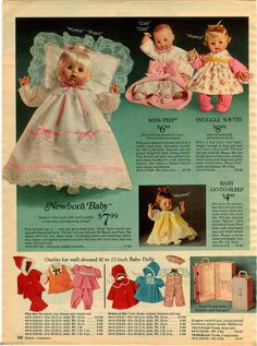 1970 PAPER AD Doll Miss Peep Snuggle Softee Baby Go-To-Sleep Newborn Buggy in Collectibles, Advertising, Other Collectible Ads   eBay
