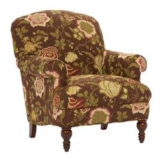 Sit down to style with this inviting design, artfully crafted for lasting appeal.     Product: Arm chair    Color: Multi