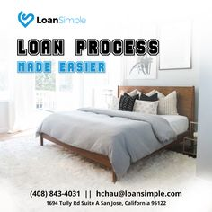 Loan Process Made Easier!  For more info click here:.................................  #FHALoan #LoanSimple #homeownership #mortgagediscussion #Mortgage #HomeLoan #MortgageRates #Loan