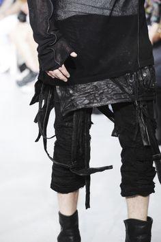 JULIUS SPRING-SUMMER 2011 | macabre | dark fashion | goth | obscure | high fashion | runway | catwalk