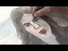 More than just a pretty face: learn pastel painting techniques for vibrant skin tones using a watercolor underpainting with this http://ArtistsNetwork.tv video preview.