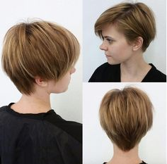 20 Easy Short Pixie Haircuts For Round Faces Short Hair