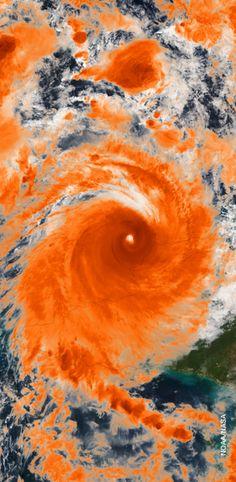 Cyclone Ita Hits Australia