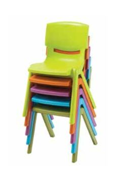 A pop of colour and ergonomic chairs #ergonomicchairs