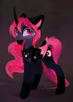 Pink Luna
