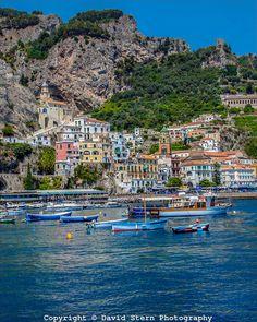 Amalfi Italy | David Stern Photography