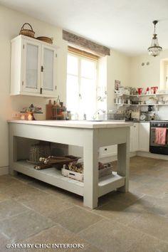 il bancone della mia cucina