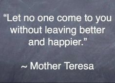 Mother Teresa - Amy Neumann: 14 Quotes to Inspire You